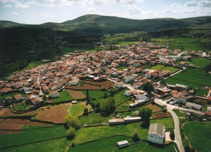 Casa rural en Navasfrias