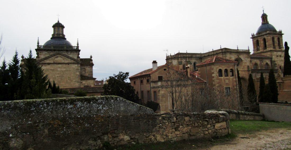 Catedral de Ciudad Rodrigo y muralla