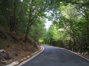 Ruta motera Sierra de Gata
