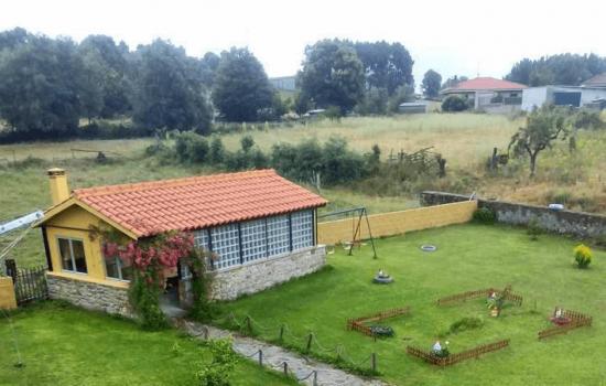 casa rural con jardin salamanca