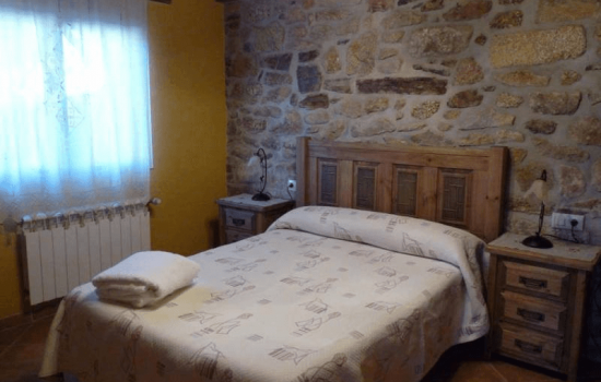 casa rural salamanca habitacion matrimonio